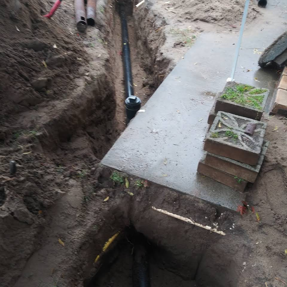 Sewer Line Repair & Replacement Services